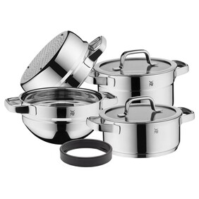 WMF Compact Cuisine Cookware Set - Stackable