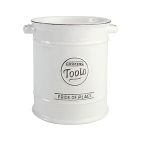 T & G Pride Of Place Utensils Jar - White
