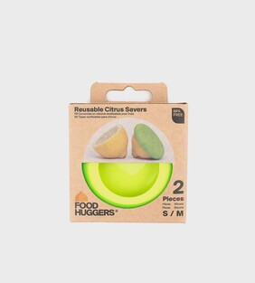 Food Huggers set of 2 - Citrus