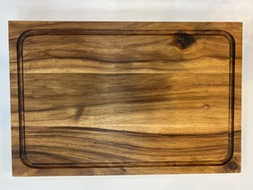Liddledale Grooved Chopping Board
