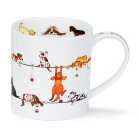 Dunoon Livewires Dogs Mug